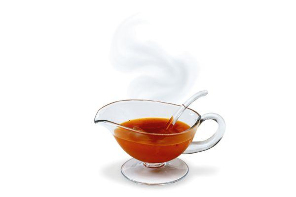 Pikante Sauce -exotisch- warm