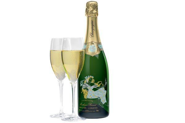 Champagner Mathieu Princet Premier Crû