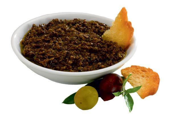 Oliven-Tapenade