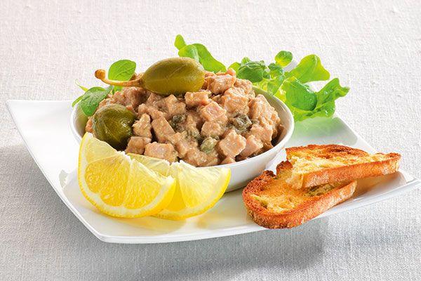 Vitello-Tonnato-Salat