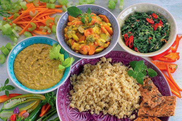 Probierpaket Ayurvedische Gerichte