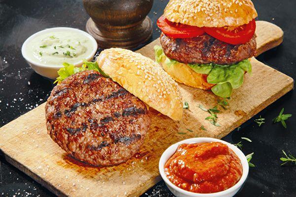 Premium Burger Paket