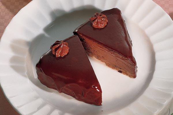 Schokoladen-Trüffel-Torte