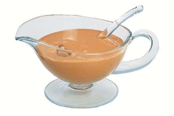Sauce für Garnelen, kalt