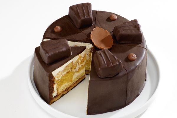 Eierlikör-Baumkuchen-Torte