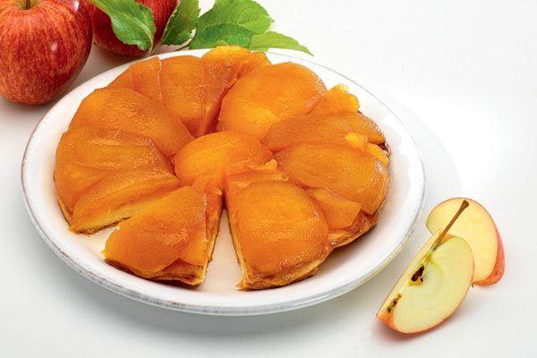Tarte Tatin (Apfel-Tarte)