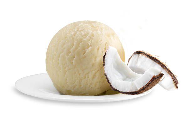 Kokosnuss-Milcheis