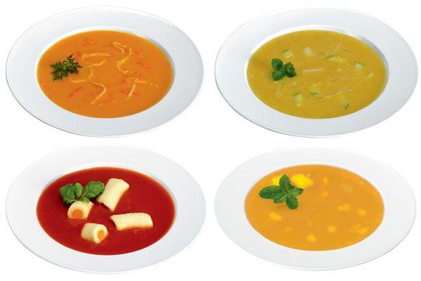 Probierpaket Gemüse-Suppen