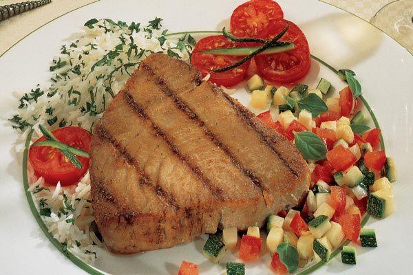 Thunfisch Rückenfiletstücke